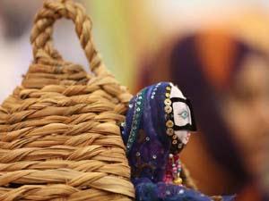 ارائه صنایع دستی هرمزگان درنمایشگاه ترکیه