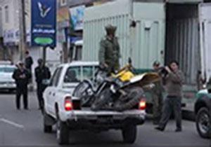 محکومیت عامل قاچاق موتورسیکلت
