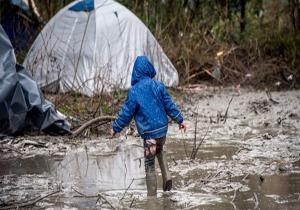 بازگشایی کمپهای جدید برای مهاجران در شمال فرانسه