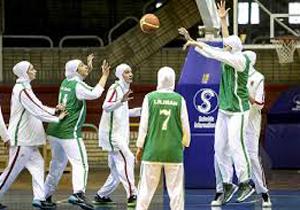 ذوب آهن اصفهان در رقابتهای بسکتبال بانوان به جمع چهار تیم راه یافت