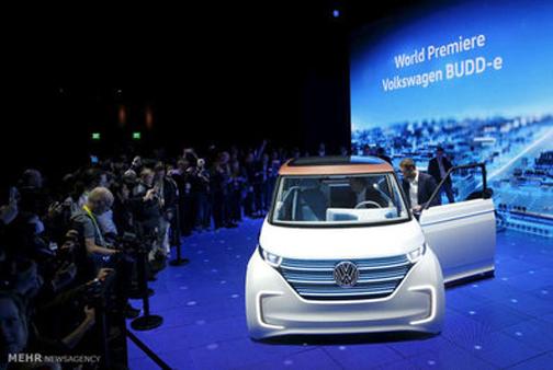گزارش تصویری از خودروهای مفهومی نمایشگاه لاس وگاس