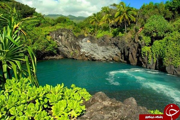 زیباترین جزیره جهان + تصاویر