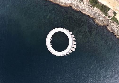 جزیره ای سرگردان در مالت + تصاویر