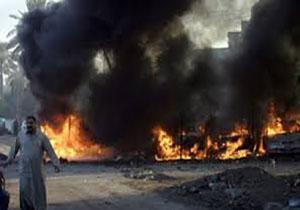 وقوع دو انفجار انتحاری در شرق عراق/70 کشته و زخمی