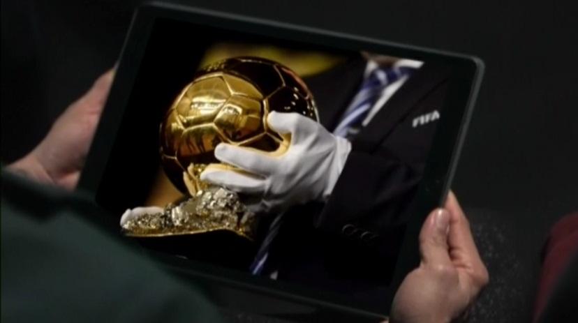 تصاویر و حاشیه های مراسم توپ طلا