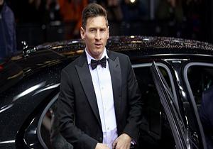 لیونل مسی برنده توپ طلای سال 2015 + فیلم