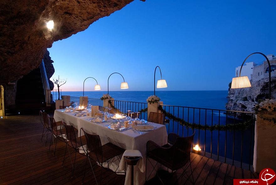 برای غذا خوردن در این رستوران چه قدر می پردازید+تصاویر