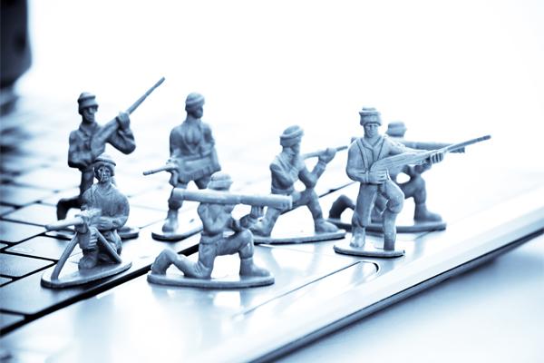 صفآرایی در فضای سایبر؛ چالش جنگهای آینده