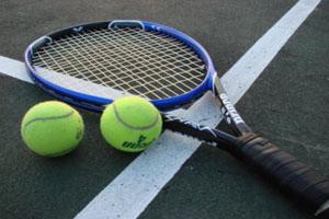 صعود پاک باطن و حذف صادق وزیری در تنیس فجیره