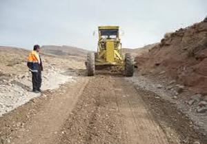 اختصاص30میلیارد تومان اعتبار به راه های روستایی خراسان شمالی