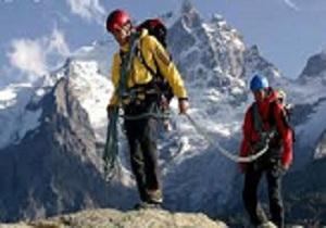 صعود سراسری کوهنوردان قزوینی به قله تفتان