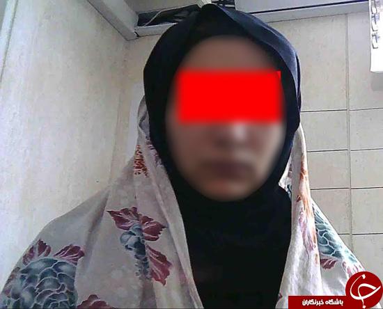 خرید پیتزا به قیمت 14 میلیون تومان!/ زن تبهکار دستگیر شد+عکس