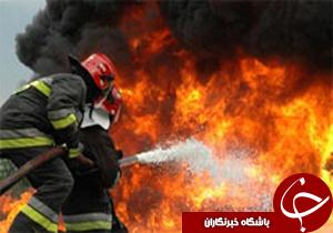 اختصاص بیشترین آمار آتش سوزی کرمان به مراکز جمعآوری زباله