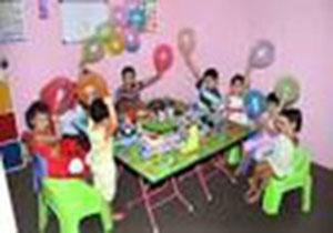 راهاندازی اولین مهدکودک حاشیهای در الیگودرز