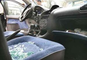 كشف 14 فقره سرقت داخل خودرو در شاهین شهر