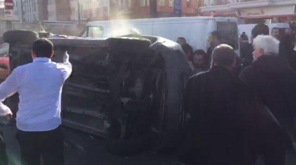 وقوع انفجار نزدیک مسجد سلطان احمد استانبول/ زخمی شدن شماری از گردشگران خارجی