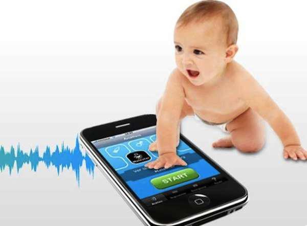 برنامه مترجم صحبت کودکان