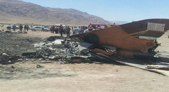سانحه سقوط هواپیمای سپاه در استان سیستان و بلوچستان