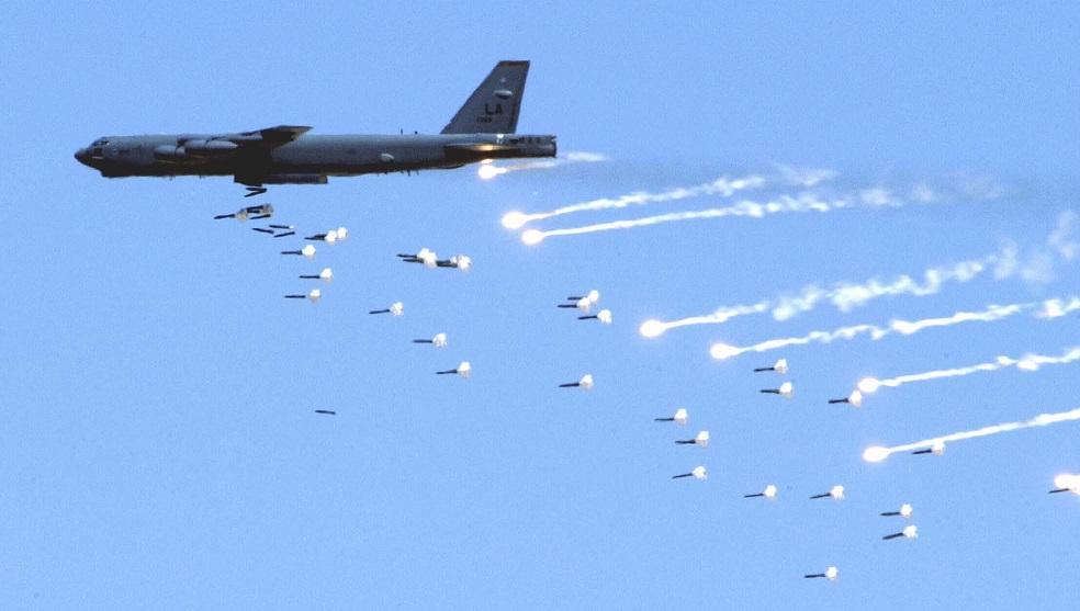 ترسناک ترین بمب افکن جهان را مشاهده کنید+تصاویر!
