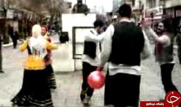 بازاشت متهم برگزاری رقص در رشت