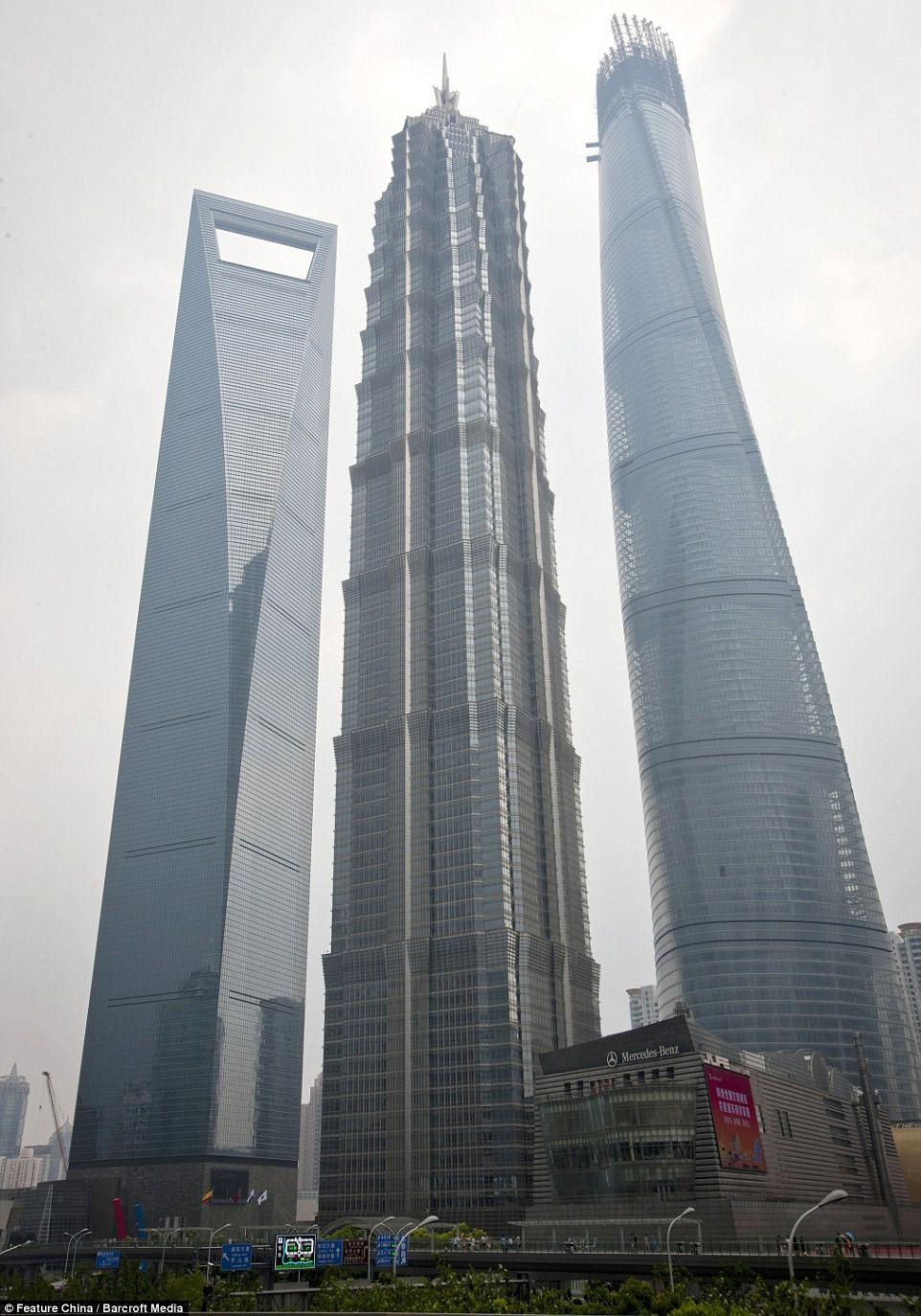 دومین برج بزرگ دنیا در کجاست+تصاویر!