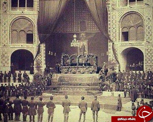 تشییع جنازه و خاکسپاری ناصرالدین شاه اینطور برگزار شد +تصاویر