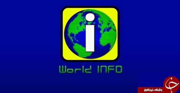 نرم افزار اطلاعات کشورهای جهان World Info +دانلود