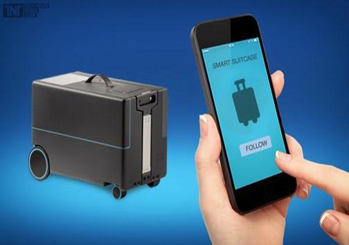 چمدانهای هوشمندی که خود صاحبانشان را دنبال میکنند + تصاویر
