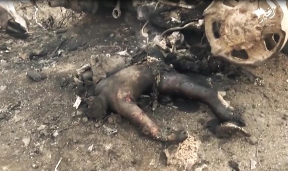 ویدیوی دلخراش جدید داعش از عملیات تروریستی در