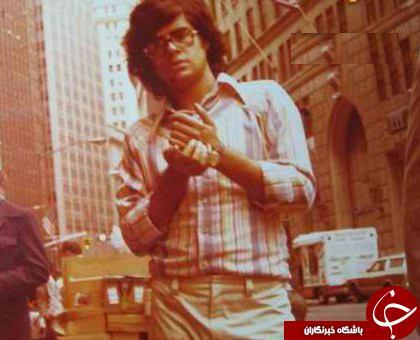 محمدرضا عارف در آمریکا + عکس