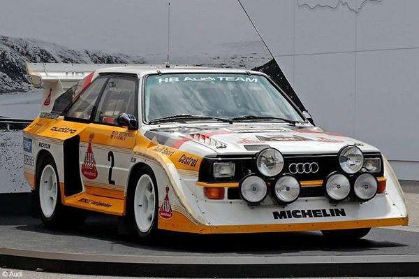 7 خودروی افسانه ای تاریخ رالی قهرمانی جهان