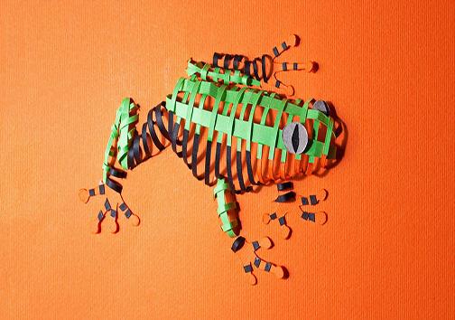 حیوانات سهبعدی از جنس سایه + تصاویر