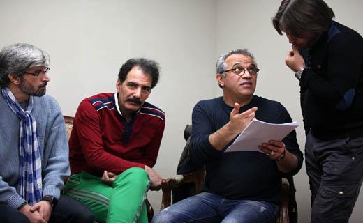 محمدحسین لطیفی سریال نوروزی خود را کلید زد