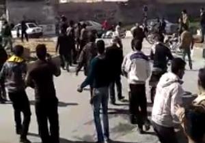 نزاع دسته جمعی و قتل در شهرستان کازرون استان فارس + فیلم و عکس