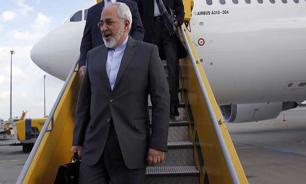 تصاویر ورود محمدجواد ظریف وزیر امور خارجه به وین شنبه 26 دی 94