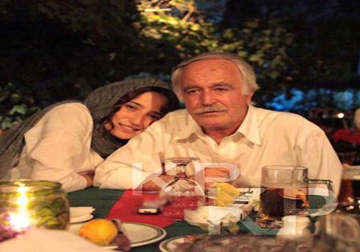 نتیجه تصویری برای بازیگر زن معروف ایرانی عزادار شد +عکس