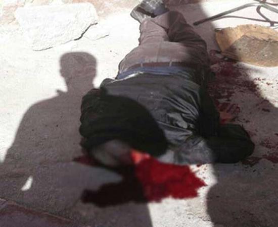 قتل در ملاءعام + عکس