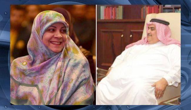 نماینده عراقی خطاب به وزیر خارجه بحرین: توپ گوشتی! اگر نیروهای مردمی نبودند، داعش در خانه شما بود