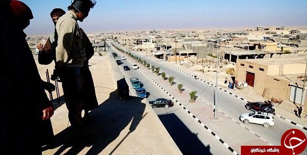 اعدام فجیع داعش +تصاویر