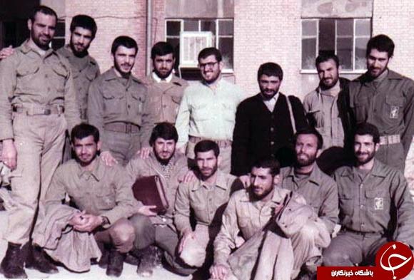 شهید ایرانی که پایه گذاز حشدالشعبی عراق شد+تصاویر