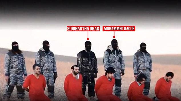 تصاویر محمدرضا حقی ملقب به غول داعش