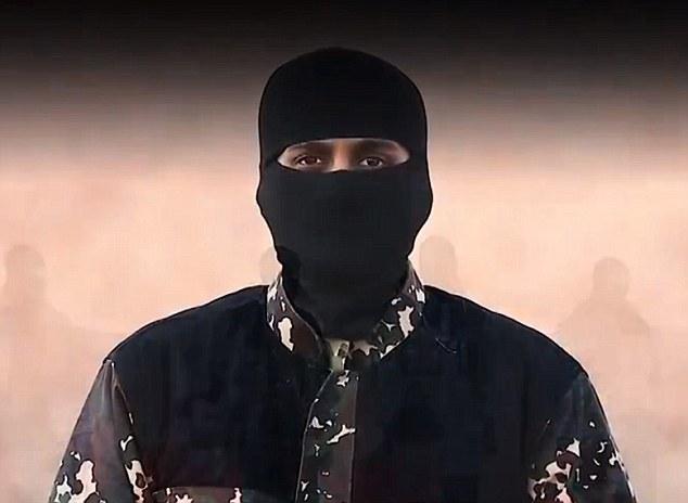 هویت غول داعش کشف شد