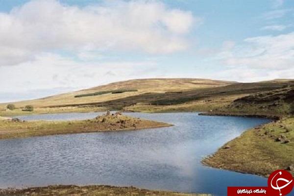 دریاچه اسرارآمیز + تصاویر