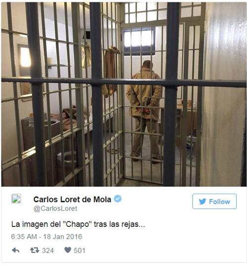 زندان جدید سلطان مواد مخدر در مکزیک+ تصاویر