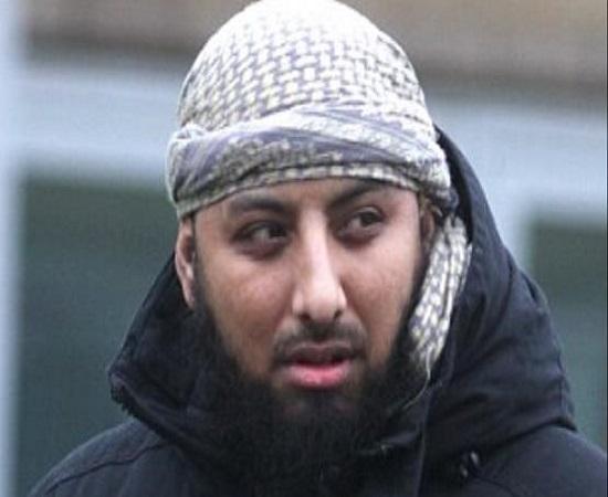 هویت غول داعش مشخص شد + تصاویر