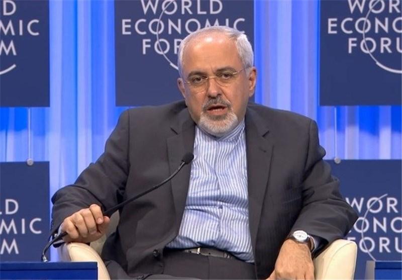 ظریف: برنامه موشکی ایران کاملا دفاعی است/ از زمان توافق هستهای همسایه سعودی ما ترسیده است