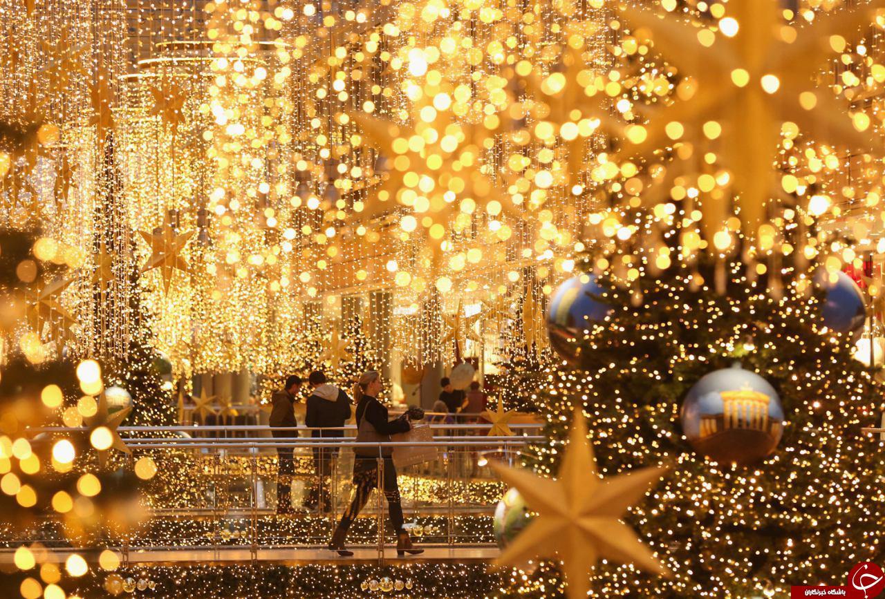 تصاویری از جشن سال نو میلادی در جهان + عکس