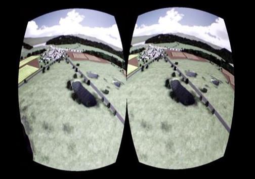 دستگاه شبیهساز پرواز پرندگان + تصاویر