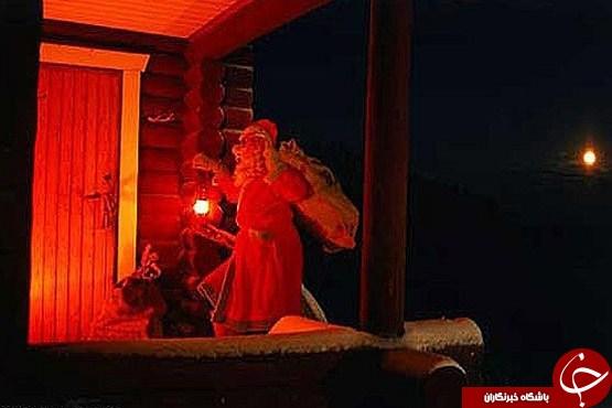 دهکده بابانوئل + عکس