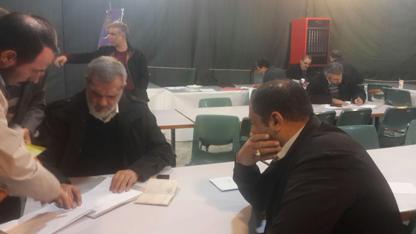 رویانیان کاندیدای انتخابات مجلس شد + عکس